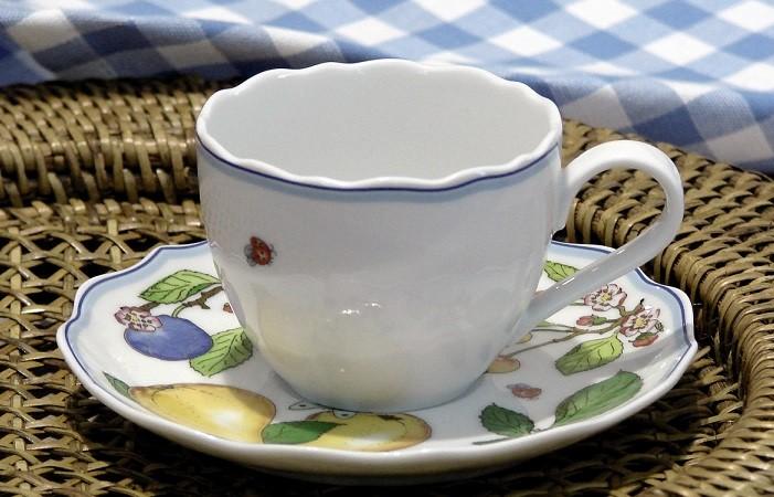 Hutschenreuther Garten Eden: Espressotasse 2-tlg. 0,10 ltr., UT = 12,5 cm