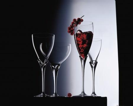 Rosenthal Calice: Rieslingglas Höhe 180 mm