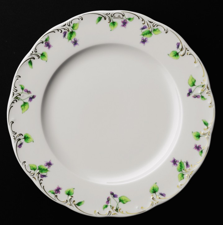 Rosenthal Monbijou Petite Violette: Speiseteller 26 cm