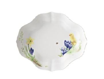 Hutschenreuther Osterfrühstück: Platte 25 cm