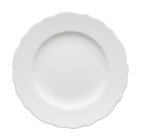 Hutschenreuther Ann Marie Weiss: Frühstücksteller 23 cm