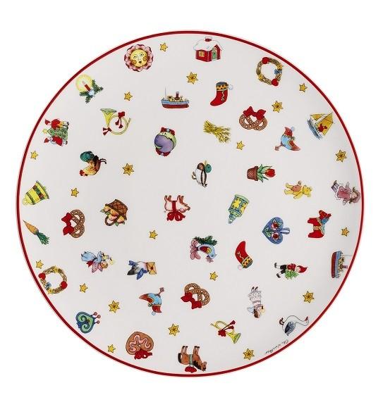 Hutschenreuther Christmas Memories - Ole Winther: Frühstücksteller 22 cm