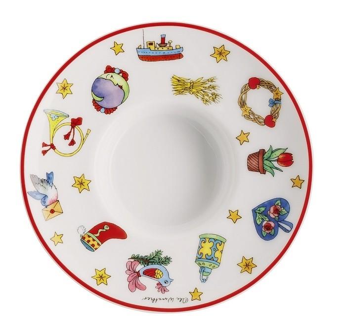 Hutschenreuther Christmas Memories - Ole Winther: Tischlicht rund 11 cm