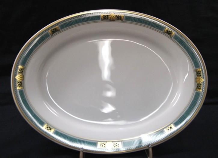 Hutschenreuther Galleria Firenze: Platte oval 32 x 24 cm