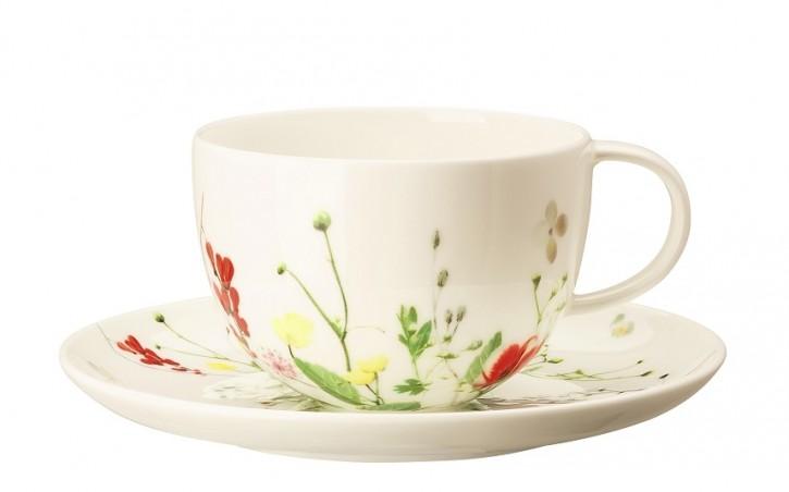 Rosenthal Brillance Fleurs Sauvages : Kombitasse 2-tlg. 0,30 ltr, UT = Coup 15,5 cm