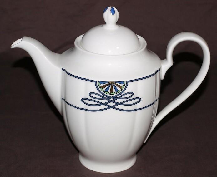 Rosenthal Grace Society - Pearl China: Kaffeekanne für 6 Personen