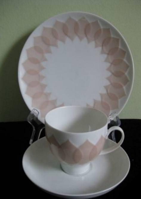rosenthal lotus gravad suppenteller 20 cm 341 3120. Black Bedroom Furniture Sets. Home Design Ideas