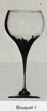 Rosenthal Schneeblume : Bouquet 330 ccm, Höhe 201 cm hoch, Ø 7,6 cm
