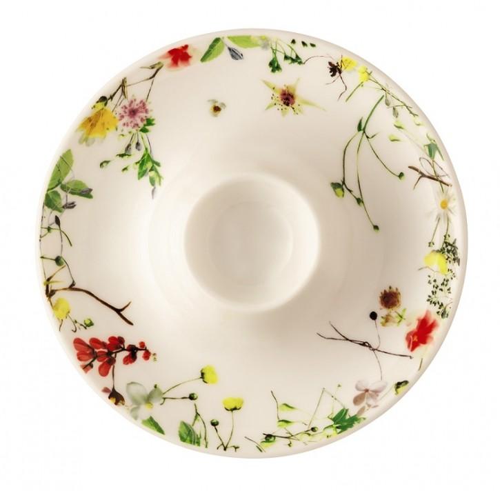 Rosenthal Brillance Fleurs Sauvages: Eierbecher mit Ablage