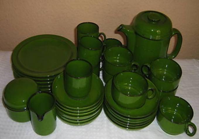Thomas Scandic grün: Kaffeetasse 2 tlg.