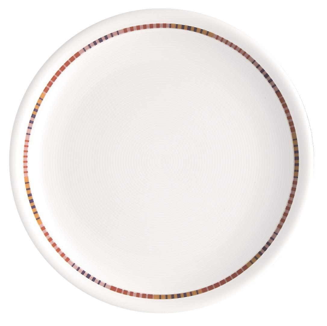 thomas trend red stripy speiseteller 26 cm 536 2260. Black Bedroom Furniture Sets. Home Design Ideas