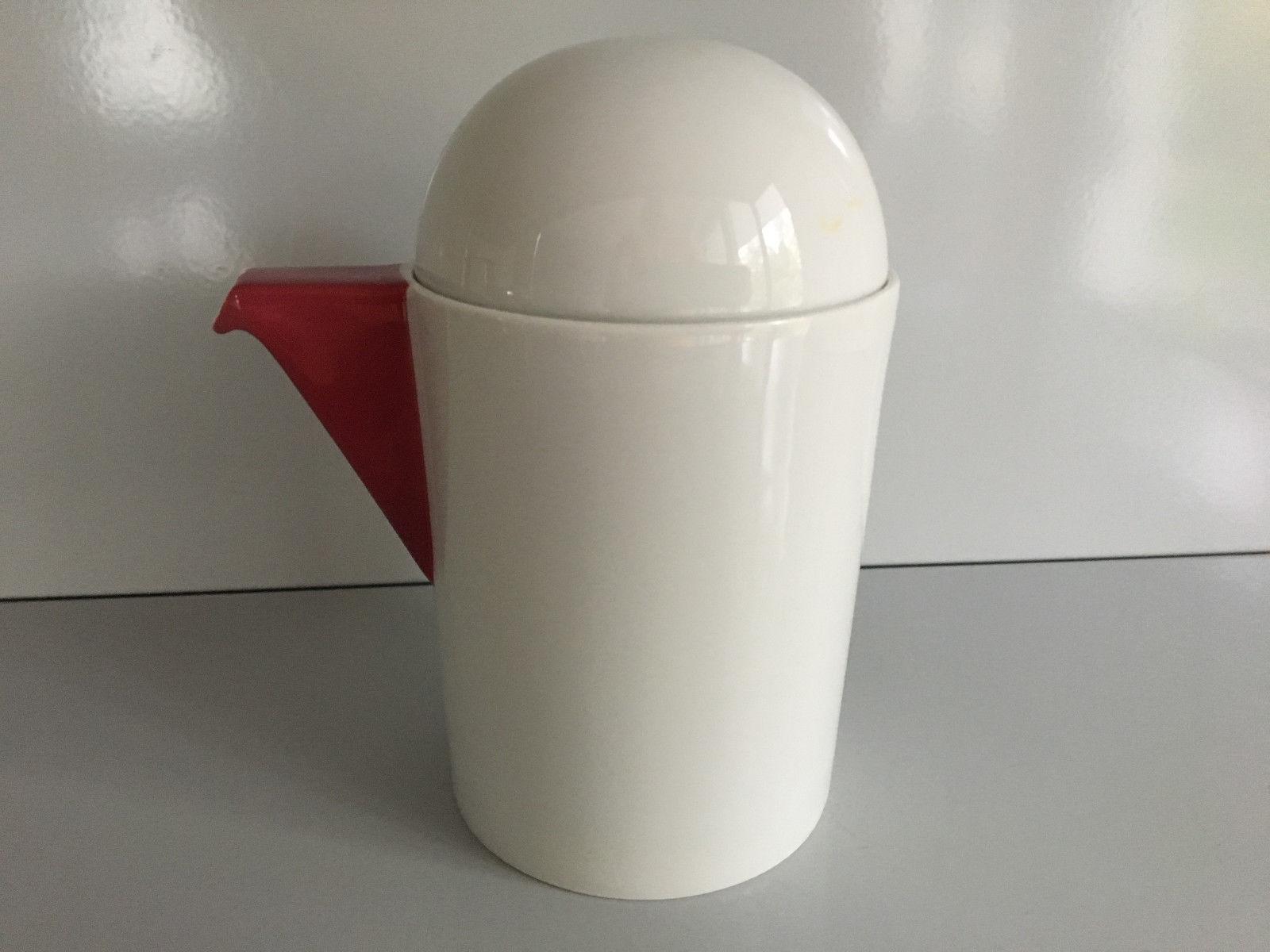 Rosenthal Cupola Weiß 3 Frühstücksteller 21 cm Neuware 1.Wahl