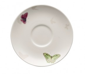 Rosenthal Curve Pepela: Tee-/Cappuccino-Untertasse 16 cm / Tea-/Cappuccino saucer 16 cm