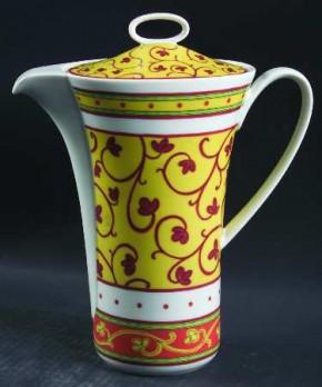 Rosenthal Idillio Bokhara: Kaffeekanne für 6 Personen