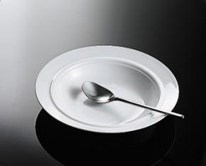 Rosenthal Cupola Weiss - Weiß : Suppenteller 23 cm