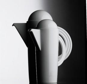 Rosenthal Cupola Weiss - Weiß: Kaffeekanne 6 Personen
