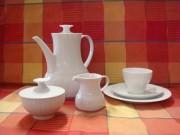 Thomas Lanzette Weiss - Weiß: Frühstücksteller 19 cm