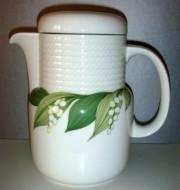 Thomas Corda Verde: Kaffeekanne f. 6 Personen 1,15 ltr.