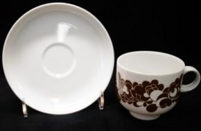 Rosenthal plus Cordial: Kaffeetasse 2-tlg. 0,20 ltr. UT = 14 cm