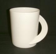 Rosenthal Cupola Weiss - Weiß: Kaffee-Obertasse 0,19 ltr.