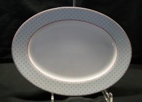 Hutschenreuther Laura Ashley Louisa: Platte klein oder Sauciere-Unterteller 22 cm