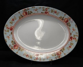 Hutschenreuther Laura Ashley Louisa: Platte oval 38 cm