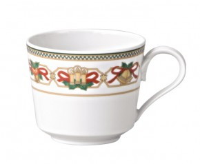 Hutschenreuther Louvre Weihnachtsservice: Kaffeeobertasse