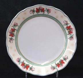 Rosenthal Maria Theresia Parklane Christmas: Frühstücksteller 19 cm