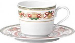 Hutschenreuther Louvre Weihnachtsservice: Kaffeetasse 2-tlg. 0,20 ltr.
