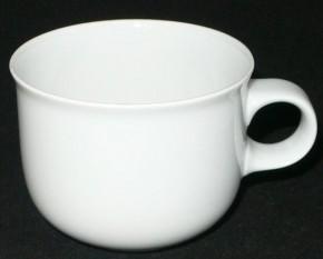 Hutschenreuther Tavola Bianca - Weiss: Kaffee-Obertasse H = 6,5 cm; Durchm.: 7,5 cm