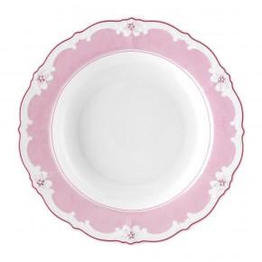 Hutschenreuther Ballerine Estelle Pink Solid: Suppenteller 24 cm mit Fahne