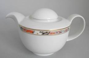 Hutschenreuther Galleria Bologna: Teekanne f. 6 Pers. 1,10 ltr.