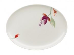 Hutschenreuther Luna Shalima Premium Bone China: Platte 35 cm oval