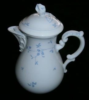 Hutschenreuther Maria Thereisa Seehof Blau: Kaffeekanne für 6 Personen