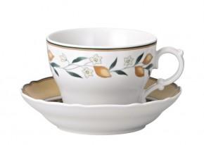 Hutschenreuther Medley Alfabia: Cafe Au Lait 2-tlg. 0,34 ltr. - UT = 15,5 cm