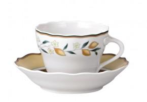 Hutschenreuther Medley Alfabia: Kaffeetasse 2-tlg. 0,23 ltr. UT = 14 cm