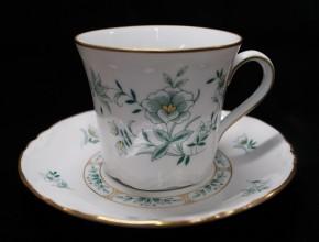 Hutschenreuther Racine Jardin: Kaffeetasse 2-tlg. 0,19 ltr., UT = 14 cm