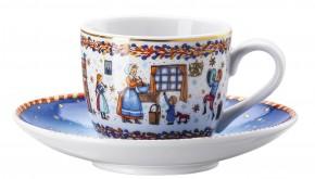 Hutschenreuther Sammelkollektion 2020 Weihnachtsbäckerei: Espressotasse 2-tlg. 0,08 ltr. - Künstler Renàta