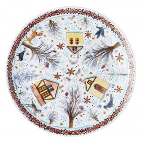 Hutschenreuther Sammelkollektion 2020 Weihnachtsbäckerei II:Teller flach 22 cm Künstler Renàta