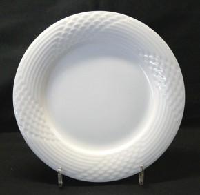 Hutschenreuther Scala bianca - Weiss - glasiert: Frühstücksteller 20 cm