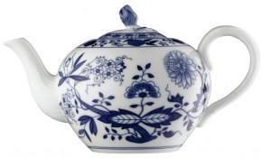 Hutschenreuther Zwiebelmuster: Teekanne 1,3 ltr.