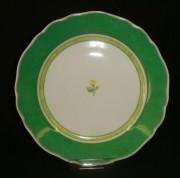 Hutschenreuther Medley Summerdream: Frühstücksteller 19 cm Green