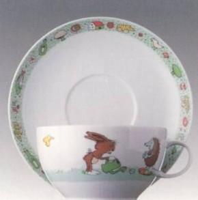 Thomas Janosch O, wie schön ist Panama: CappuccinoTasse 2-tlg. 0,38 ltr. UT 16,5 cm
