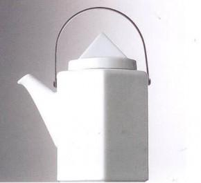 Rosenthal Minikännchen uni - weiss: Scenario H=9,5 cm; Barbara Brenner