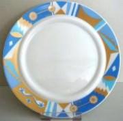 Rosenthal Cupola: Teller 17 cm Nr. 6 Designer - Dekor Yves Galgon