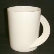 Rosenthal Cupola Weiss - Weiß: Espresso- / Mokka-Obertasse 0,09 ltr.
