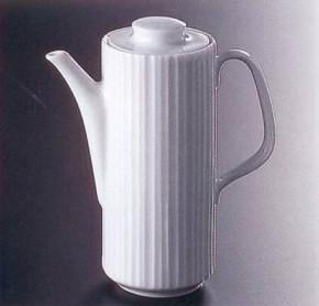 Rosenthal Minikännchen uni - weiss: Variation H=8,5 cm; Tapio Wirkkala