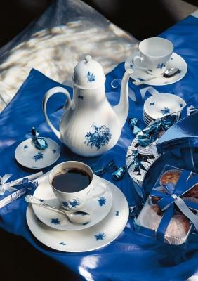 Romanze in Blau