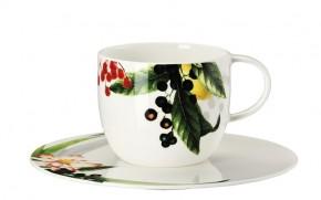 Rosenthal Brillance Les fruits du Jardin: Kaffeetasse 2-tlg. - 0,20 ltr. / UT = 15 cm