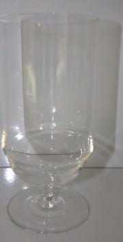 Rosenthal Duo - klar, 1 Stufe im Kelch: Bier- / Pilsglas H = 15 cm; Durchmesser = 7 cm